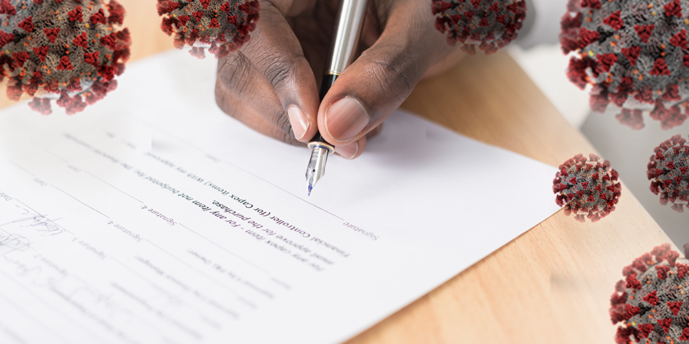 Coronavirus Contract Clauses –What Every Real Estate Investor Should Know About Signing